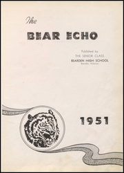 Page 7, 1951 Edition, Bearden High School - Bear Echo Yearbook (Bearden, AR) online yearbook collection
