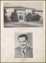 Page 9, 1951 Edition, Bearden High School - Bear Echo Yearbook (Bearden, AR) online yearbook collection