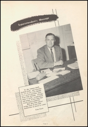 Page 11, 1957 Edition, Bearden High School - Bear Echo Yearbook (Bearden, AR) online yearbook collection