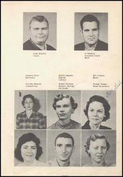 Page 15, 1957 Edition, Bearden High School - Bear Echo Yearbook (Bearden, AR) online yearbook collection