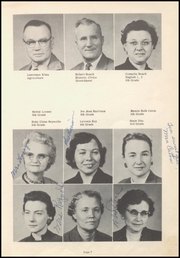 Page 17, 1957 Edition, Bearden High School - Bear Echo Yearbook (Bearden, AR) online yearbook collection