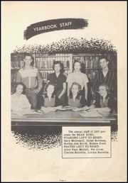 Page 5, 1957 Edition, Bearden High School - Bear Echo Yearbook (Bearden, AR) online yearbook collection