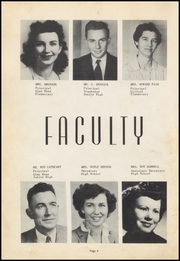 Page 12, 1950 Edition, Glen Rose High School - Rose Petal Yearbook (Malvern, AR) online yearbook collection