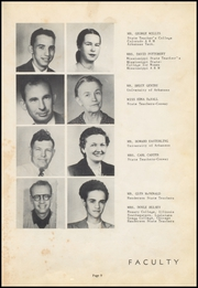 Page 13, 1950 Edition, Glen Rose High School - Rose Petal Yearbook (Malvern, AR) online yearbook collection