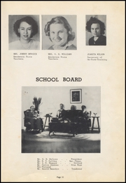 Page 15, 1950 Edition, Glen Rose High School - Rose Petal Yearbook (Malvern, AR) online yearbook collection