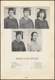 Page 17, 1950 Edition, Glen Rose High School - Rose Petal Yearbook (Malvern, AR) online yearbook collection