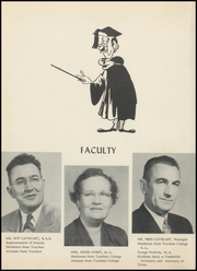 Page 10, 1953 Edition, Glen Rose High School - Rose Petal Yearbook (Malvern, AR) online yearbook collection