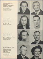 Page 12, 1953 Edition, Glen Rose High School - Rose Petal Yearbook (Malvern, AR) online yearbook collection