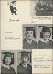 Page 13, 1953 Edition, Glen Rose High School - Rose Petal Yearbook (Malvern, AR) online yearbook collection