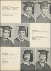 Page 14, 1953 Edition, Glen Rose High School - Rose Petal Yearbook (Malvern, AR) online yearbook collection