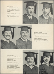 Page 15, 1953 Edition, Glen Rose High School - Rose Petal Yearbook (Malvern, AR) online yearbook collection