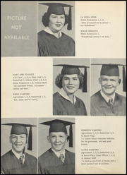 Page 16, 1953 Edition, Glen Rose High School - Rose Petal Yearbook (Malvern, AR) online yearbook collection