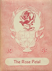 Glen Rose High School - Rose Petal Yearbook (Malvern, AR) online yearbook collection, 1955 Edition, Page 1