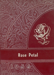 Glen Rose High School - Rose Petal Yearbook (Malvern, AR) online yearbook collection, 1956 Edition, Page 1