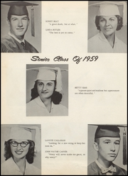 Page 10, 1959 Edition, Glen Rose High School - Rose Petal Yearbook (Malvern, AR) online yearbook collection