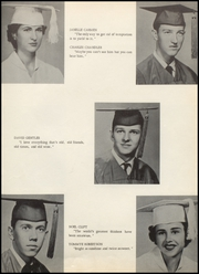 Page 11, 1959 Edition, Glen Rose High School - Rose Petal Yearbook (Malvern, AR) online yearbook collection
