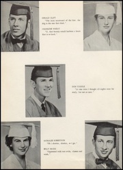 Page 12, 1959 Edition, Glen Rose High School - Rose Petal Yearbook (Malvern, AR) online yearbook collection