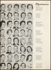 Page 16, 1959 Edition, Glen Rose High School - Rose Petal Yearbook (Malvern, AR) online yearbook collection