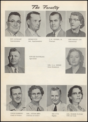 Page 8, 1959 Edition, Glen Rose High School - Rose Petal Yearbook (Malvern, AR) online yearbook collection