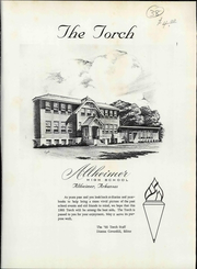 Page 6, 1965 Edition, Altheimer High School - Torch Yearbook (Altheimer, AR) online yearbook collection