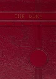 1949 Edition, Marmaduke High School - Duke Yearbook (Marmaduke, AR)