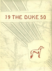 1950 Edition, Marmaduke High School - Duke Yearbook (Marmaduke, AR)