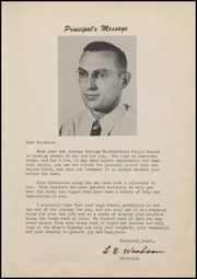 Page 15, 1954 Edition, Murfreesboro High School - Rattler Yearbook (Murfreesboro, AR) online yearbook collection