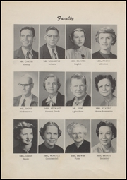 Page 16, 1954 Edition, Murfreesboro High School - Rattler Yearbook (Murfreesboro, AR) online yearbook collection