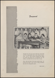 Page 9, 1954 Edition, Murfreesboro High School - Rattler Yearbook (Murfreesboro, AR) online yearbook collection