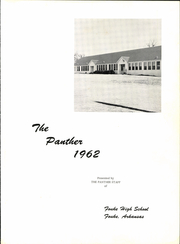 Page 5, 1962 Edition, Fouke High School - Panther Yearbook (Fouke, AR) online yearbook collection