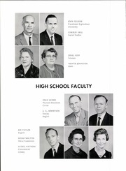 Page 10, 1963 Edition, Fouke High School - Panther Yearbook (Fouke, AR) online yearbook collection
