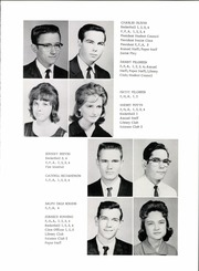 Page 15, 1963 Edition, Fouke High School - Panther Yearbook (Fouke, AR) online yearbook collection