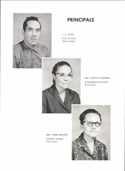 Page 9, 1963 Edition, Fouke High School - Panther Yearbook (Fouke, AR) online yearbook collection