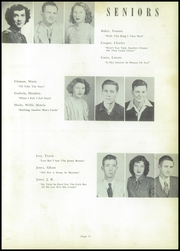 Page 15, 1952 Edition, Hermitage High School - Hermit Yearbook (Hermitage, AR) online yearbook collection
