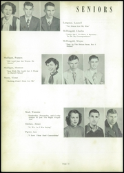 Page 16, 1952 Edition, Hermitage High School - Hermit Yearbook (Hermitage, AR) online yearbook collection