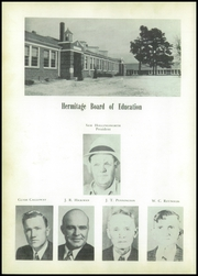Page 8, 1952 Edition, Hermitage High School - Hermit Yearbook (Hermitage, AR) online yearbook collection