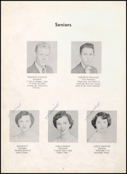 Page 12, 1956 Edition, Hermitage High School - Hermit Yearbook (Hermitage, AR) online yearbook collection