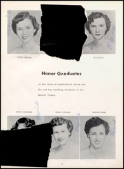 Page 16, 1956 Edition, Hermitage High School - Hermit Yearbook (Hermitage, AR) online yearbook collection