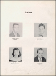 Page 17, 1956 Edition, Hermitage High School - Hermit Yearbook (Hermitage, AR) online yearbook collection