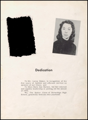 Page 7, 1956 Edition, Hermitage High School - Hermit Yearbook (Hermitage, AR) online yearbook collection