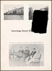 Page 8, 1956 Edition, Hermitage High School - Hermit Yearbook (Hermitage, AR) online yearbook collection