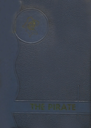 1955 Edition, Cedarville High School - Pirate Yearbook (Cedarville, AR)