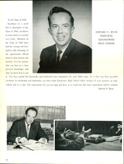 Page 16, 1963 Edition, Eisenhower High School - Aquila Yearbook (Rialto, CA) online yearbook collection