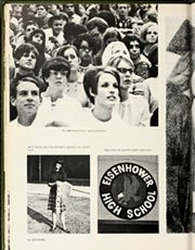 Page 38, 1968 Edition, Eisenhower High School - Aquila Yearbook (Rialto, CA) online yearbook collection