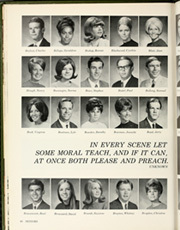 Page 44, 1968 Edition, Eisenhower High School - Aquila Yearbook (Rialto, CA) online yearbook collection