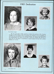 Page 12, 1984 Edition, South Side High School - Hornet Yearbook (Bee Branch, AR) online yearbook collection