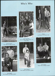 Page 17, 1984 Edition, South Side High School - Hornet Yearbook (Bee Branch, AR) online yearbook collection