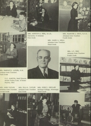 Page 12, 1952 Edition, Hazen High School - Hornet Yearbook (Hazen, AR) online yearbook collection