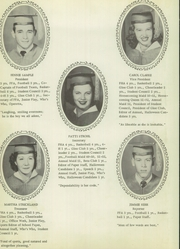 Page 14, 1952 Edition, Hazen High School - Hornet Yearbook (Hazen, AR) online yearbook collection