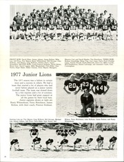 Mount Ida High School - Lion Yearbook (Mount Ida, AR) online yearbook collection, 1978 Edition, Page 32
